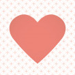 Heart illustration for Valentine's Day — Stock Vector