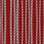 Seamless vector chevron striped geometric pattern background — Stock Vector #43851817