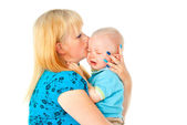 Little child crying — Stock Photo