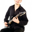 Guy playing guitar — Stock Photo #42872023