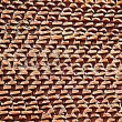 Stock Photo: Old wall of brick