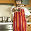 Chef — Stock Photo #19140899