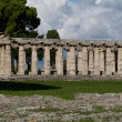 Stock Photo: Paestum ruins