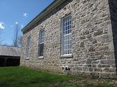 Century old stone building — Stock Photo