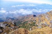 Scenery of Mountaintop — Stock Photo