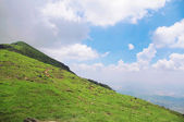 Beautiful hill of south chinese Nanling ridge — Stock Photo