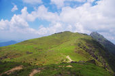 Beautiful hill of south chinese Nanling ridge — Stock Photo