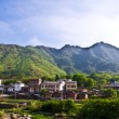 Stock Photo: Beautiful village of china
