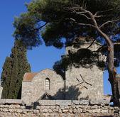 Mittelalterlichen klosters — Stockfoto