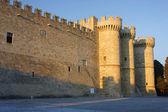 Opevnění hradu — Stock fotografie