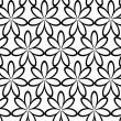 Seamless floral ornament, vector illustration — 图库矢量图片 #27331713