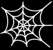 Spider net vector — Stock Vector
