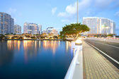 Brickell Key — Stock Photo
