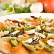 Close up of a Pizza — Stock Photo #15406281