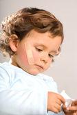 Småbarn — Stockfoto