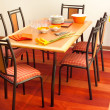 Dinning room — Stock Photo