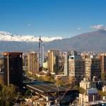 Santiago de Chile — Stock Photo #15416157