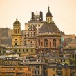 Genoa Italy — Stock Photo
