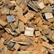 Stock Photo: Scrap lumber