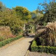 Stock Photo: Pathway in Rookery, Streatham Common, London