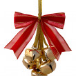 Stock Photo: Christmas decoration - Bells