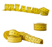 Tape measure (meter) — Stock Photo