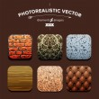 Royalty-Free Stock Vector Image: Collection Interior Design elements