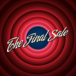 The final sale — Stock Vector #18213069
