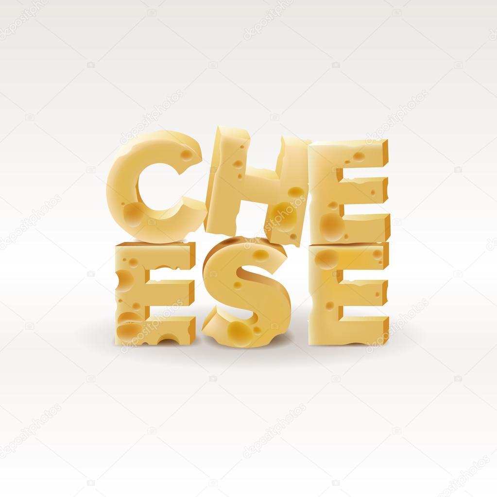 奶酪— 图库矢量图像08