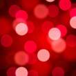 Defocused abstract red background - Imagen vectorial