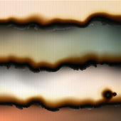 复古烧了纸背景 — 图库矢量图片