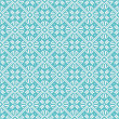 Seamless snowflakes background geometric pattern — Stockvectorbeeld