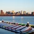 Impressive Boston City Skyline — Stock Photo #21436737