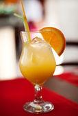 Tasty cocktail — Stock Photo