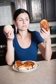 витамины или мучных продуктов питания — Стоковое фото
