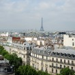 Eiffel Tower, Paris — Stock Photo #29382715