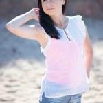 Beautiful summer girl — Stock Photo #29383027