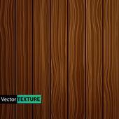 Vektorové dřevěné textury — Stock vektor