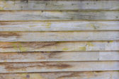 Grunge wood texture with horizontal, stripes — Stock Photo