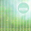 Leaves graphic background — Stock Vector #36217453