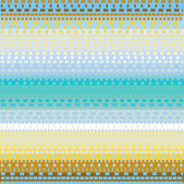 Graphic pattern. Sea theme — Stockvektor