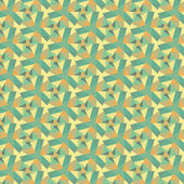 Graphic seamless colorful pattern. Flat style — Stock Vector