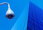 Beveiliging camera en stedelijke video — Stockfoto