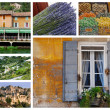 Stock Photo: Most beautiful villages of french provence