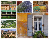 Most beautiful villages of french provence — Stock Photo