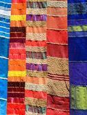 Tienda tradicional marroquí en essaouira, marruecos — Foto de Stock