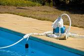 Robot pool — Stock Photo