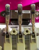 Italian Ice Cream Distributor — Stock Photo