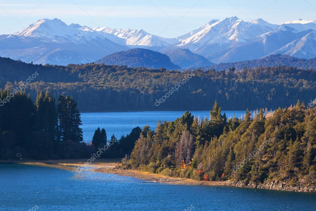 Autumn in Patagonia, Argentina — Stock Photo #15356453