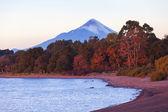 Osorno Volcano — Stock Photo